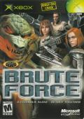 Brute Force Xbox Front Cover