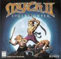 Myth II: Soulblighter Macintosh Other Jewel Case - Front