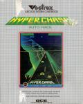 Hyperchase Vectrex Front Cover