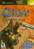 Otogi: Myth of Demons Xbox Front Cover