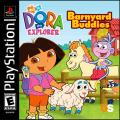 Dora the Explorer: Barnyard Buddies PlayStation Front Cover