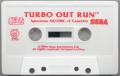 Turbo Out Run ZX Spectrum Media