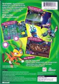 Zapper: One Wicked Cricket! Xbox Back Cover