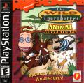 The Wild Thornberrys Animal Adventures PlayStation Front Cover