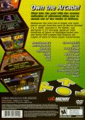 Midway Arcade Treasures 2 PlayStation 2 Back Cover