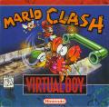 Mario Clash Virtual Boy Front Cover