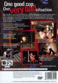 Dead to Rights PlayStation 2 Back Cover