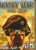 Desert Rats vs. Afrika Korps Windows Front Cover