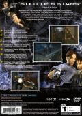 Lara Croft Tomb Raider: The Angel of Darkness PlayStation 2 Back Cover