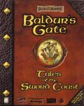 Baldur's Gate: Tales of the Sword Coast Windows Front Cover
