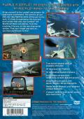 Ace Combat 04: Shattered Skies PlayStation 2 Back Cover