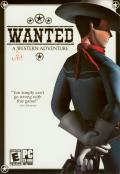 Wanted: A Wild Western Adventure Windows Front Cover