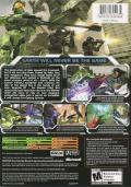 Halo 2 Xbox Back Cover
