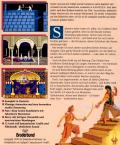 Prince of Persia DOS Back Cover