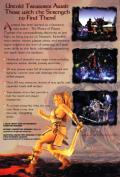 EverQuest: The Planes of Power Windows Inside Cover Flap Overlay
