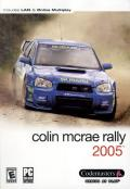 Colin McRae Rally 2005 Windows Front Cover