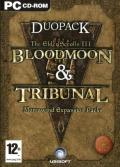 The Elder Scrolls III: Bloodmoon & Tribunal Duopack Windows Front Cover