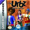 The Urbz: Sims in the City Game Boy Advance Front Cover