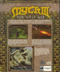 Myth III: The Wolf Age Windows Back Cover