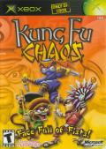 Kung Fu Chaos Xbox Front Cover