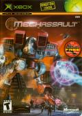 MechAssault Xbox Front Cover