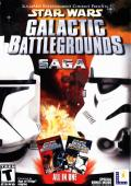 Star Wars: Galactic Battlegrounds - Saga Windows Front Cover