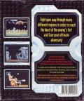 Shadow of the Beast Commodore 64 Back Cover