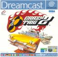 Crazy Taxi 2 Dreamcast Front Cover