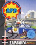 APB ZX Spectrum Front Cover