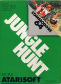 Jungle Hunt Commodore 64 Front Cover