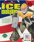 Superstar Ice Hockey Commodore 64 Front Cover