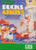 Ducks Ahoy! Commodore 64 Front Cover