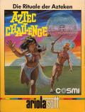 Aztec Challenge Commodore 64 Front Cover