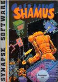 Shamus Commodore 64 Front Cover