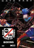 ABC Wide World of Sports Boxing DOS Front Cover