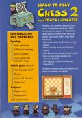 Learn to Play Chess with Fritz & Chesster 2: Chess in the Black Castle Windows Inside Cover Left Flap