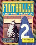 Footballer of the Year 2 ZX Spectrum Front Cover