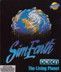 SimEarth: The Living Planet DOS Front Cover