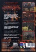 Blade of Darkness Windows Back Cover