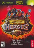 Dungeons & Dragons: Heroes Xbox Front Cover