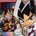 Duel Masters Sempai Legends Game Boy Advance Inside Cover Right Flap