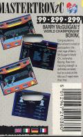 Star Rank Boxing ZX Spectrum Back Cover