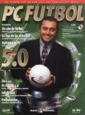 PC Fútbol 5.0 DOS Front Cover