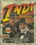 Indiana Jones and The Last Crusade: The Graphic Adventure Amiga Front Cover