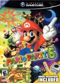 Mario Party 6 GameCube Front Cover