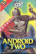 Android Two ZX Spectrum Front Cover
