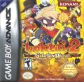 Boktai 2: Solar Boy Django Game Boy Advance Front Cover