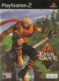 Evergrace PlayStation 2 Front Cover