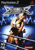 Rumble Roses PlayStation 2 Front Cover