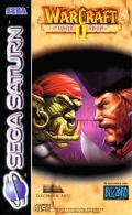 Warcraft II: The Dark Saga SEGA Saturn Front Cover